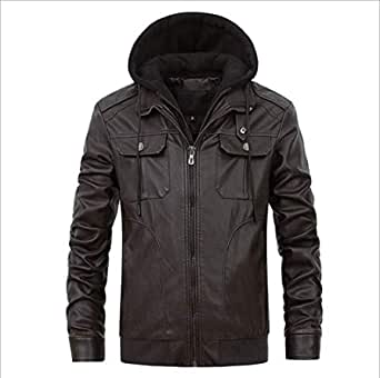 Autumn and winter wear XXL fur collar motorcycle leather coat vintage fluff air force pilot leather jacket coat tide male