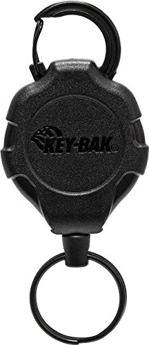"""KEY-BAK Ratch-It Retractable Ratcheting Tether with 48"""" K..."""