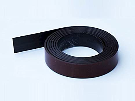 Red 1901105 Nobo Magnetic Tape 5 mm x 2 m