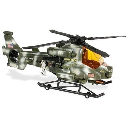 Amazon Com Gi Joe Turbo Motorized Helicopter By Funrise Chopper