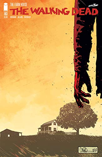 Comic Shop - The Walking Dead #193 Last Issue Final Issue First Printing