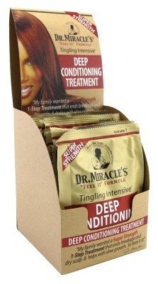 Dr. Miracles Super Deep Condition Pack 1.7oz (12 Pieces)