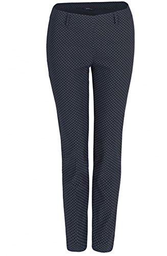Bleu Bianca Bianca Femme Marine Jeans Jeans wazqRYR