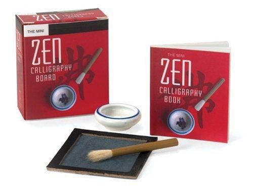 Download The Mini Zen Calligraphy Board (Running Press Miniature Editions) pdf