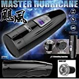 Mybox Sex Flashlight for Men Men's Sex Toy Masturbation Sex Flashlight High Quality Utoo Hurricane Auto Masturbator Masturbatory Cup Masturbation Cup for Men Male Sex Toy