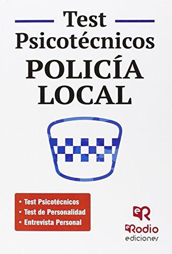 Descargar Libro Test Psicotecnicos. Policia Local Psicoactiva 2013