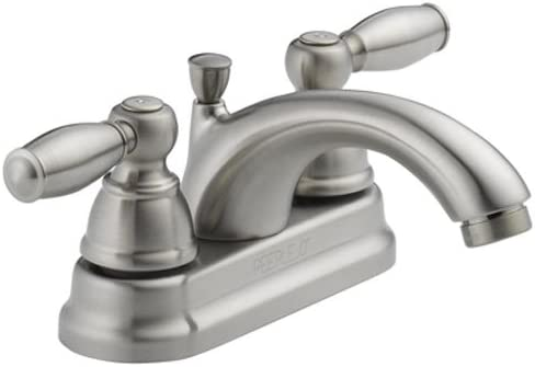 Delta Faucet P299675LF-BN, Brushed Nickel