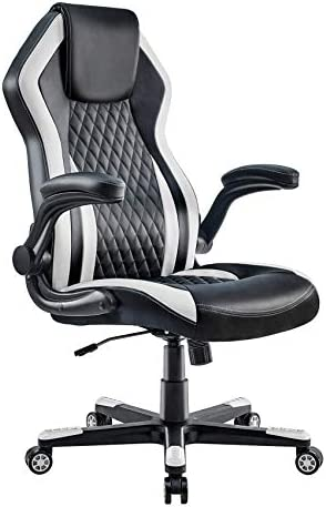 Mr IRONSTONE Gaming Chair Office Executive Computer Ergonomic Video Game Chair