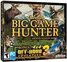 Cabela's Big Game Hunter 4