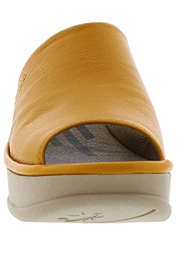Fly London Women's Jamb865fly Mules Yellow NkR8aIp