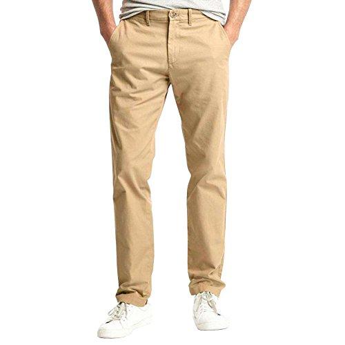Mens Chino Trousers - 2
