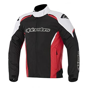 Alpinestars Chaqueta Deportiva de Moto Gunner, Color Negro ...