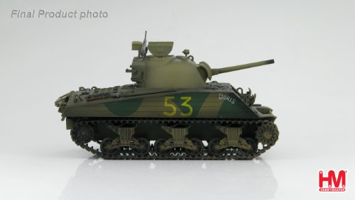 1/48M4A3 シャーマン戦車 硫黄島 2 HG1007