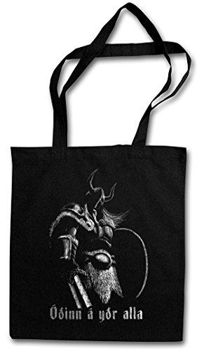 VIKING BATTLECRY HIPSTER BAG �?escandinavos vikingos Wikinger grito Norsemen Norse Odhin ownes you all