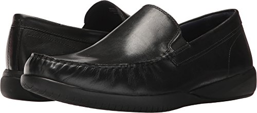 - Cole Haan Mens Lovell Two Gore Loafer 13 Black Leather