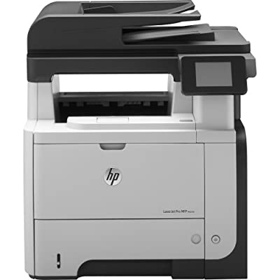 Hewlett-Packard - Hp Laserjet Pro M521dn Laser Multifunction Printer - Monochrome - Plain Paper Print - Desktop - Copier/Fax/Printer/Scanner - 42 Ppm Mono Print - 1200 X 1200 Dpi Print - 40 Cpm Mono Copy - Touchscreen Lcd - 1200 Dpi Optical Scan - Automat