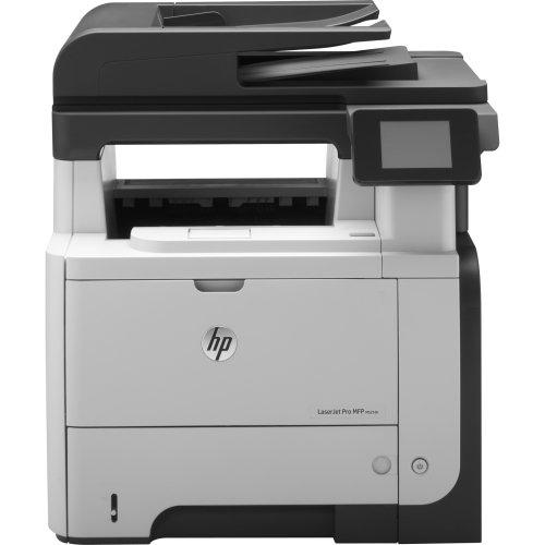 (Hewlett-Packard - Hp Laserjet Pro M521dn Laser Multifunction Printer - Monochrome - Plain Paper Print - Desktop - Copier/Fax/Printer/Scanner - 42 Ppm Mono Print - 1200 X 1200 Dpi Print - 40 Cpm Mono Copy - Touchscreen Lcd - 1200 Dpi Optical Scan - Automatic Duplex Print - 600 Sheets Input - Gigabit Ethernet - Usb