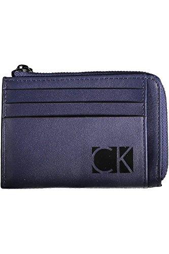 Blu Homme Calvin Klein K50k503482 Portafoglio 426 q848xw