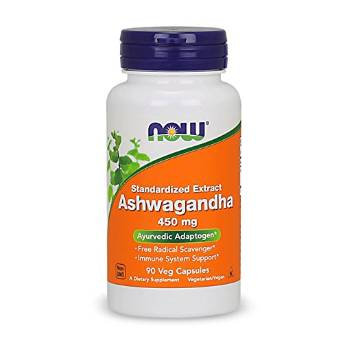 NOW Ashwagandha Extract 450 Capsules