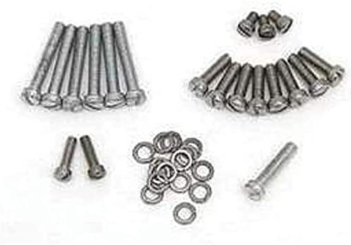 Ecklers Premier Quality Products 40169293 Full Size Chevy Carburetor Screws Carter WCFB 4Barrel