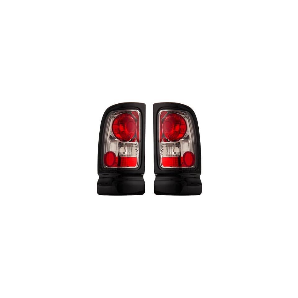 Dodge Ram Smoke Tail Lights