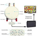 Finera Taiko Drum Compatible with N-Switch,Drum