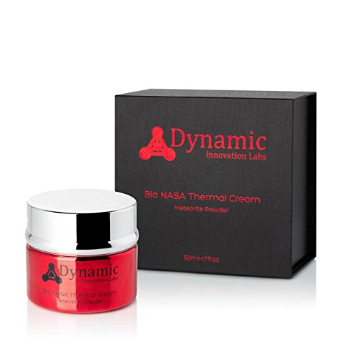 Dynamic Bio Nasa Thermal Cream   Meteorite Powder