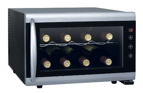 SPT Thermo-Electric Wine Cooler with Heating, 8 Bottles ()