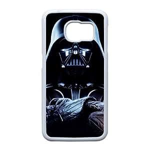 Samsung Galaxy S6 Edge phone case White for Star Wars - EERT3392840