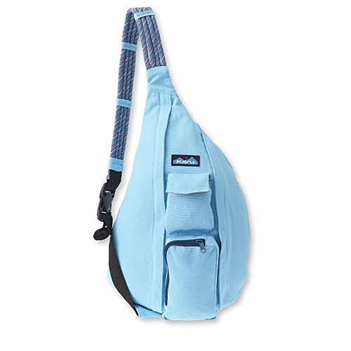 KAVU Women's Rope Shoulder Bag (Canvas), Maliblue, One Size
