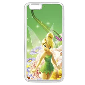 "Onelee Customized Disney Series Phone Case for iPhone 6 4.7"", Lovely Cartoon Tinker Bell iPhone 6 4.7 by ruishername"