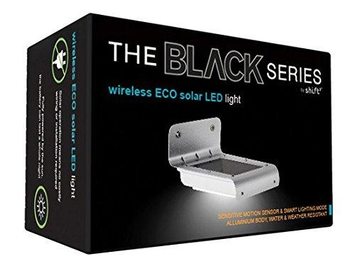 16 LED solar paredes lámpara exterior Iluminación Solar Leuchten vía Leuchten lámpara de jardín con detector de movimiento Motion Sensor inalámbrico ...