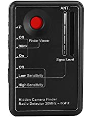 Sonew Detector de señal de RF inalámbrico portátil, Buscador de Errores de cámara RD-10, micrófono Oculto inalámbrico y aparatos de Escuchar