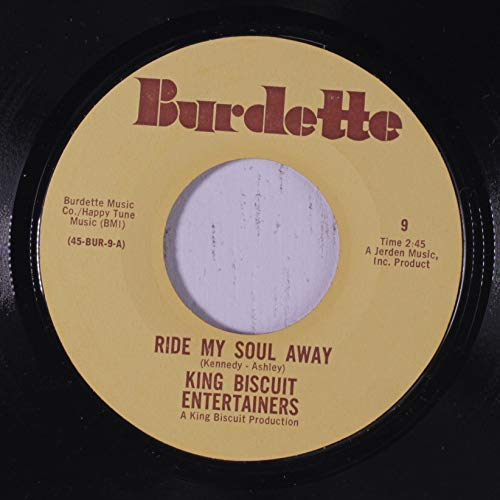 Entertainer Biscuit - ride my soul away / take my thoughts away