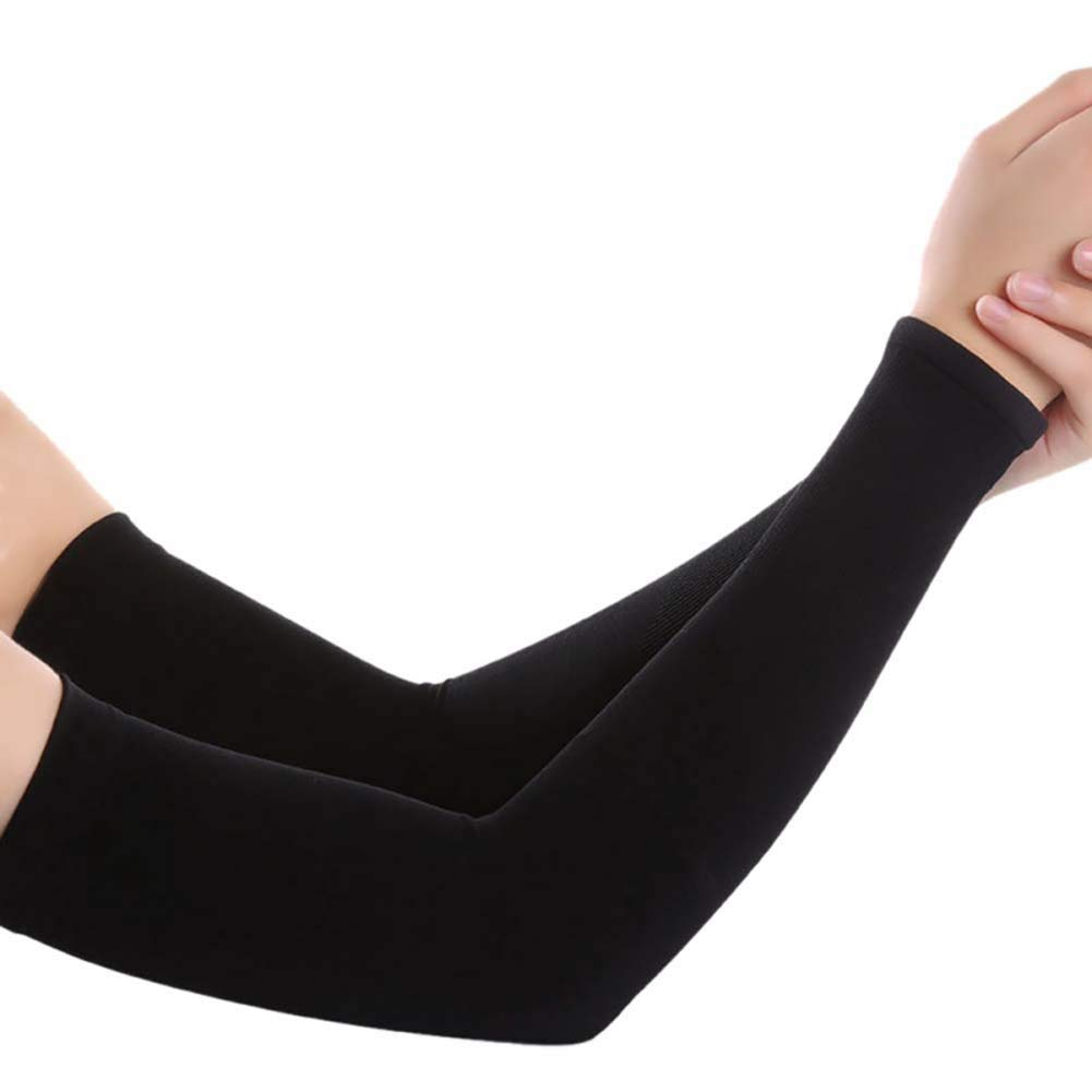 Cooling Arm Sleeves Anti Slip for Men Women UV Protection Arm Covers Outdoor Sports Protective