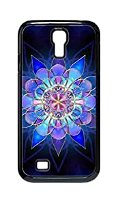 Cool Painting flower of life Snap-on Hard Back Case Cover Shell for Samsung GALAXY S4 I9500 I9502 I9508 I959 -1284