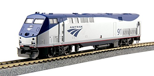 Kato USA Model Train Products HO GE P42 #91