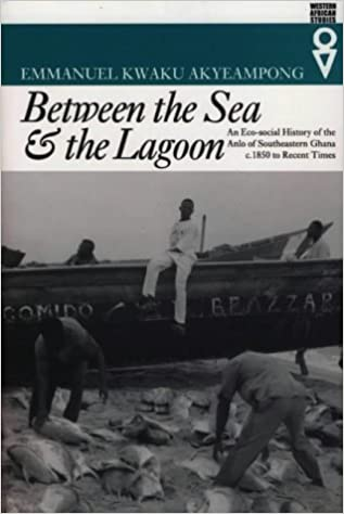Between the Sea and the Lagoon: An Eco-social History of the Anlo of Southeastern Ghana, c.1850 to Recent Times (Western African Studies) by Emmanuel Kwaku Akyeampong (2002-01-17)