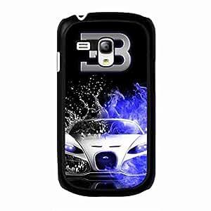 Bugatti Das Auto Italy Car Logo Funda,Samsung Galaxy S3 mini Funda,Customized Hard Shell Funda For Samsung Galaxy S3 mini