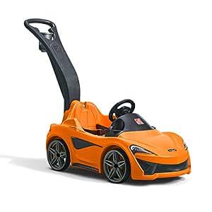 Step2 Mclaren 570S Push Sports Car - Orange