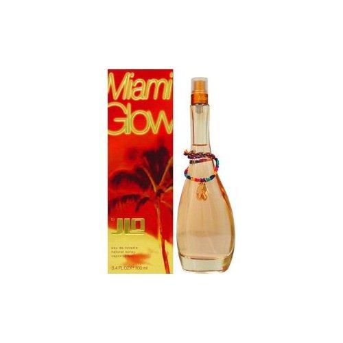 J.Lo Miami Glow Eau de Toilette Spray for Women, 3.4 Fluid Ounce ()