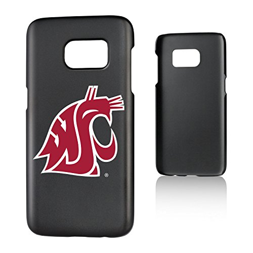 - Keyscaper KSLMS7-0WST-INSGN1 Washington State Cougars Galaxy S7 Slim Case with WSU Insignia Design