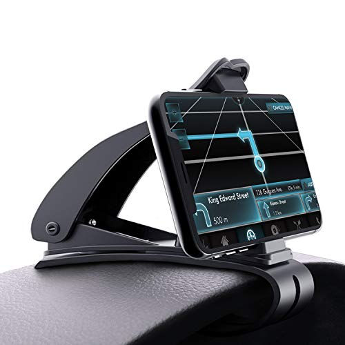 Kamisafe Car Phone Holder Clip Universal Car Da...