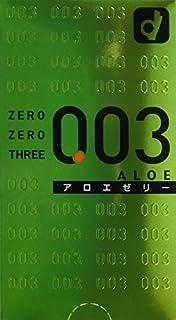 Okamoto 003   Condoms   Aloe Jelly 10pc (B0014D11CI)   Amazon price tracker / tracking, Amazon price history charts, Amazon price watches, Amazon price drop alerts