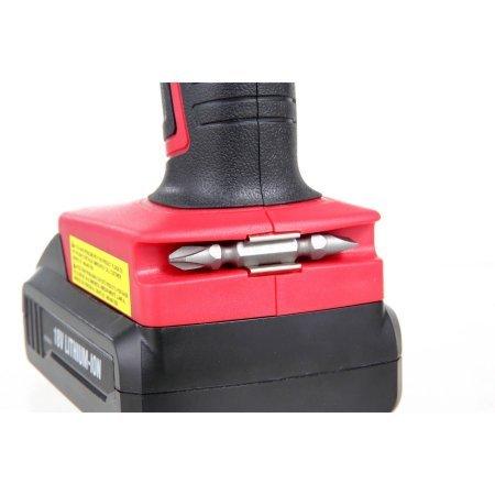 Hyper Tough 18V Lithium-Ion Cordless Drill/Driver by Hyper Tough (Image #3)