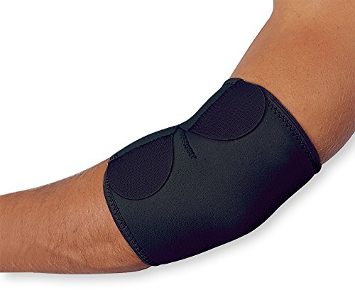 WellWear Neoprene Elbow Support, One (Neoprene Elbow Support)