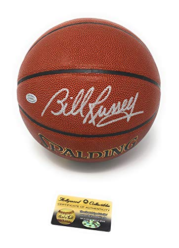 - Bill Russell Boston Celtics Signed Autograph NBA Game Basketball Holly Collectibles Certified