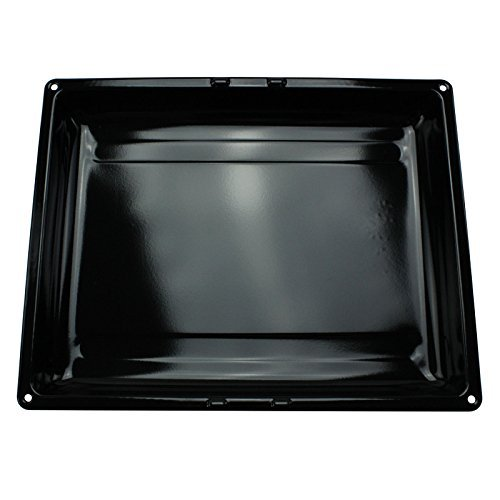 Beko Horno Cocina Parrilla Pan Bandeja Base (355 x 280 mm): Amazon ...
