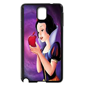 Disney fairy tale snow white and the seven dwarfs,snow white holding apple series durable cases For Samsung Galaxy NOTE3 Case CoverQBQI231713565