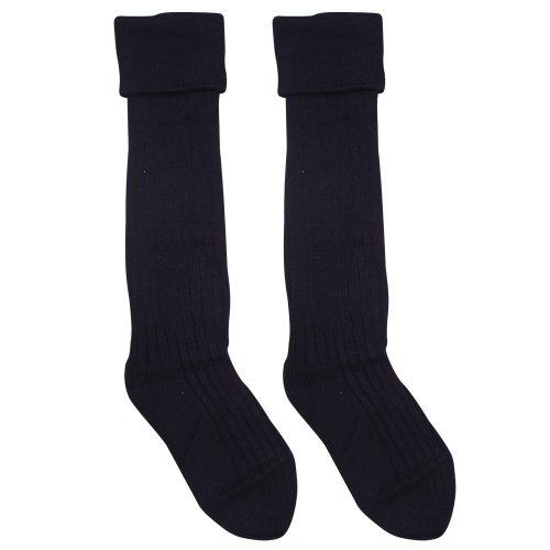 Kilt Hose/Socks Black color Size Large (Kilt Hose compare prices)